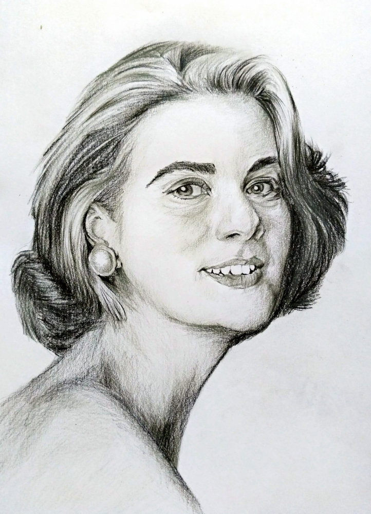 Grace Kelly by linshyhchyang